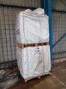 Two Pallets of Builders Bags 900x900x900mm, Approx. 1000