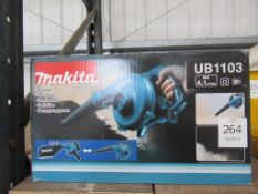 Makita UB1103 blower in box (110V)