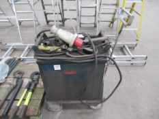 PICKHILL Engineers Mobile Welding Unit