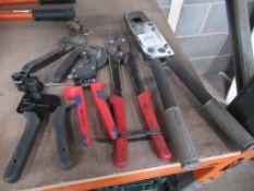Various Crimping Tools