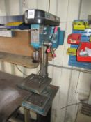 "Clarke CDP 5HB 1/2"" Pillar Drill with metal stand 240V"