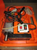 Alfra Rotabest Max38 Plus magnetic drill in case (110V)