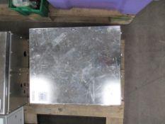 Weld Muller Steel Electrical Enclosure