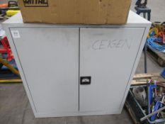 Manutan 2 Door Cabinet