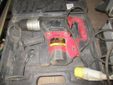 CK7000 hammer drill in case (110V)
