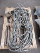 Long Length armoured extension lead (used)