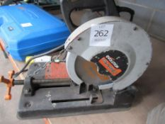 Evolution Rage4 chopsaw (110V)