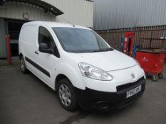 Peugeot Partner L1 850 1.6 Hdi 92 Van