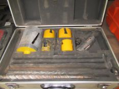 Case of cutters and drill bits