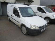 Vauxhall Combo 1700 1.7 Cdti 16V Van
