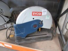 Ryobi ECO1835 chopsaw (110V)