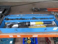 Hydraulic Unbranded Crimping Tools