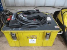 Chauvin Armoux Microhmmeter CA10