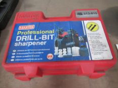 Martek drill bit sharpener in case