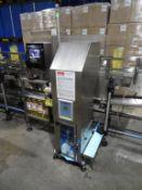 Fortress Metal detector for 2 & 3 Ltr bottles