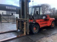 Linde 4160 16 Tonne Diesel Forkilift Truck