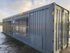 Unused 40fFT Type HFO Upper Chiller Container