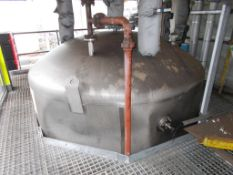 2x Stainless Steel Tanks and 1x Carbon Steel Tank