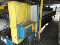 2N° 40 Chamber Filter Presses