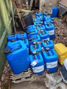 Approx. 24 x 25 Litres of Adblue Fuel Additive