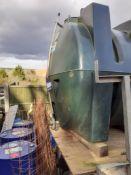 Titan 400 Gallon Plastic Fuel Tank (No pump)