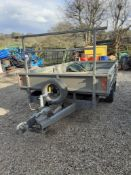 Indespension Type V675 Vers:A 3,500Kg Twin Axle Ga