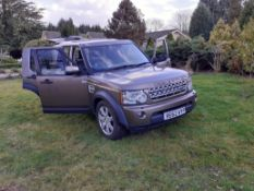 Land Rover Discovery 4 SDV6 Commercial 4x4, Regist