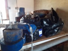 Two Submersible Water Pumps & Quantity of Hose