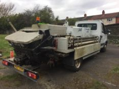 MECBO Pulsar Truck Mounted Concrete Pump