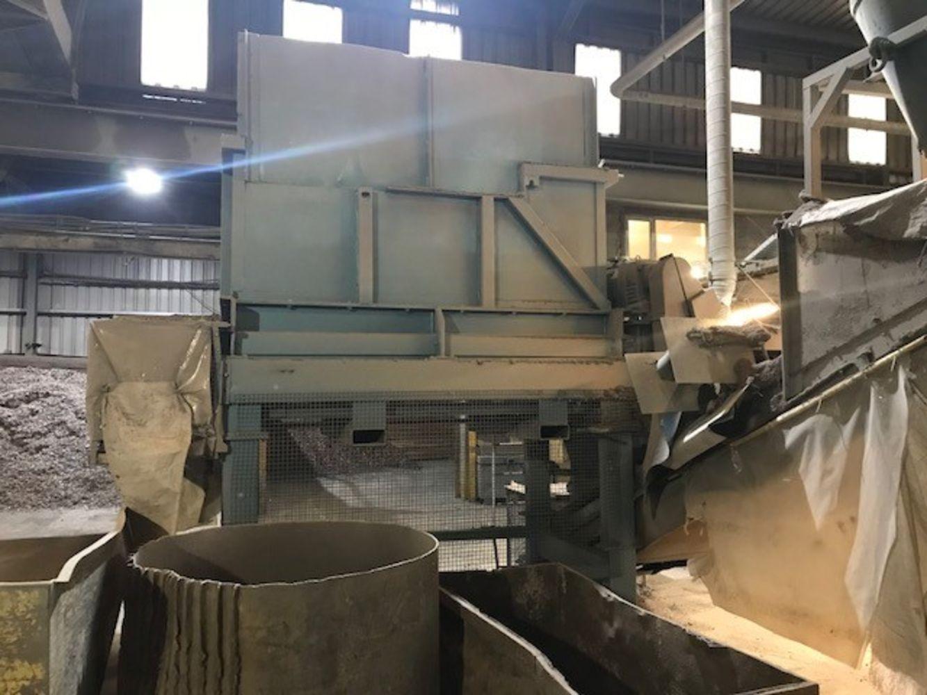 Copper/Aluminium Cable Granulating Line Capacity 3 Tonnes per Hour