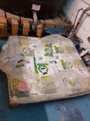 7 x 25kg Bags of Salt