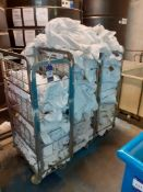 3 Small Cage Trolleys
