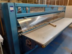 Polymark HJW Weir Foldmaker 35 Folding Machine (Di