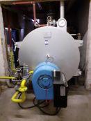 Dennis Baldwin & Sons MX1500 Gas Fired Steam Boile