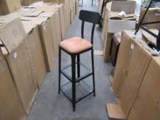 4 x UPH high stools