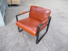 Cannon Armchair