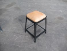 2 x UPH low stools