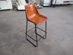 Patriot high-skid base chair