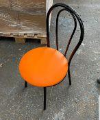 4 x Tulipan Designer Chairs - New & Boxed