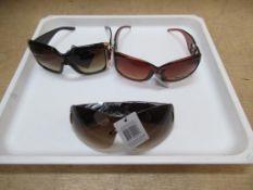 Approx 400 x Various Gucineri Designer Sunglasses