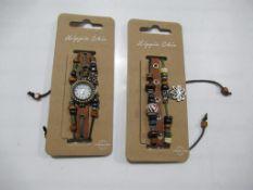 A box of Hippie Chic 'Boho Bracelet' watches