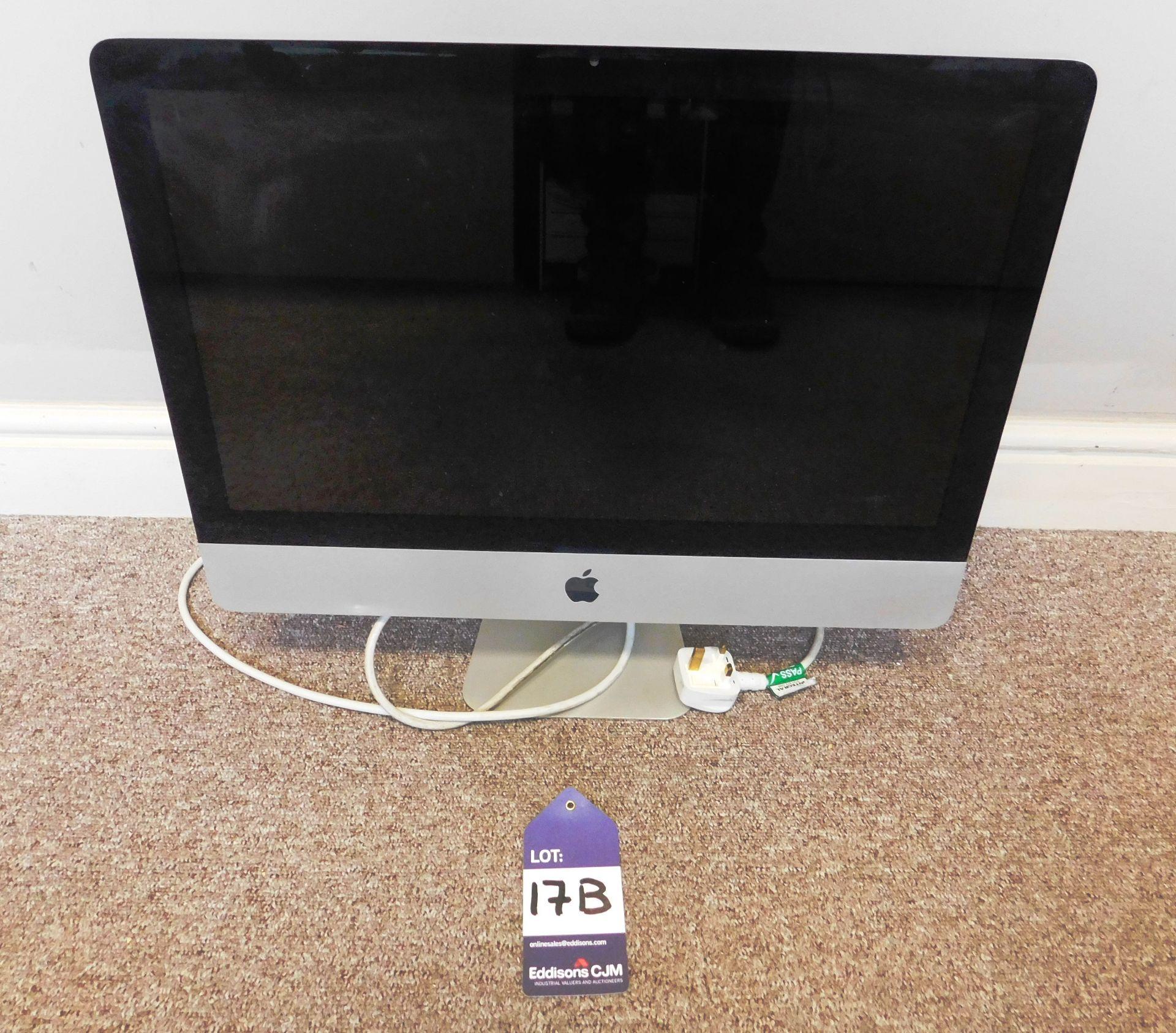 Apple 21.5 inch iMac, 2010, A1311 Desktop Computer
