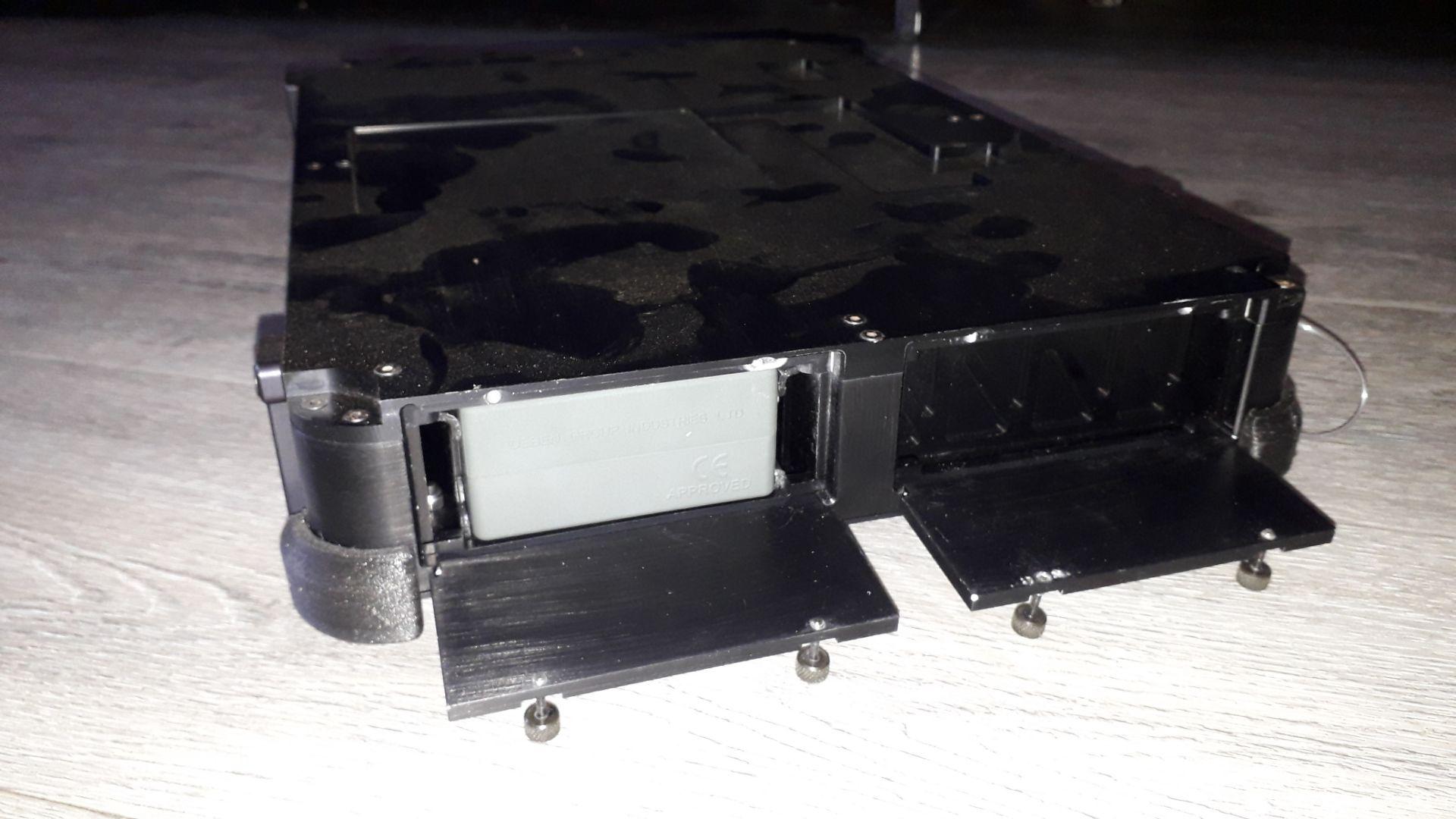 Unbranded Docking Bay for Getac X500 Ultra Rugged - Image 2 of 7