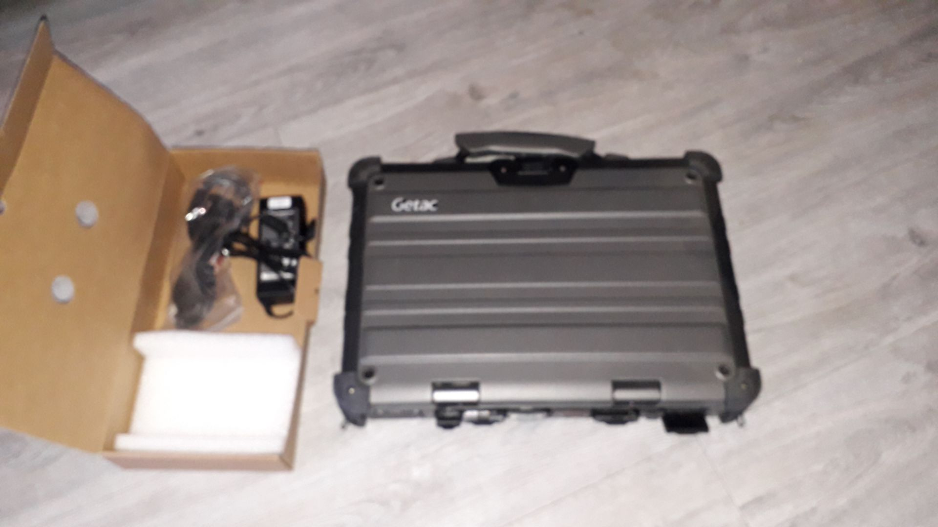 Getac X500 Core i5 8GB, 500GB HDD Ultra Rugged Not