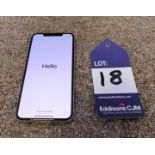 Apple iPhone 11 Promax (Silver) (Phone has been re
