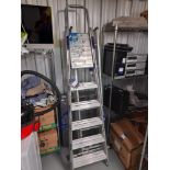 5 Tread aluminium step ladder