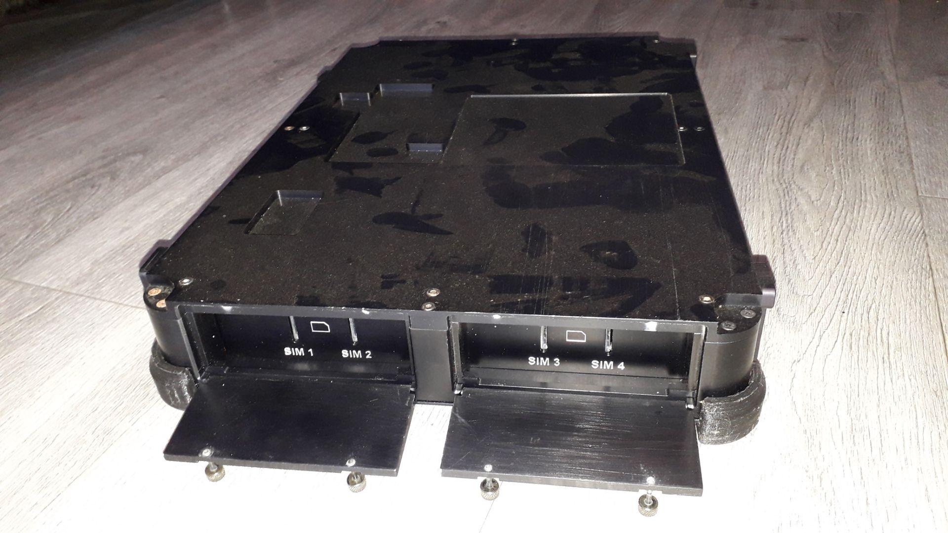Unbranded Docking Bay for Getac X500 Ultra Rugged - Image 3 of 7