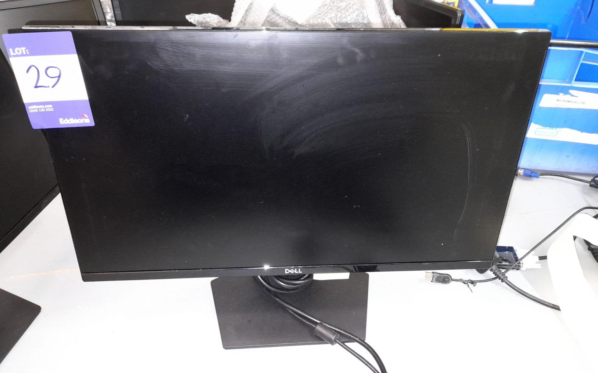 Dell SE2419H flat panel monitor
