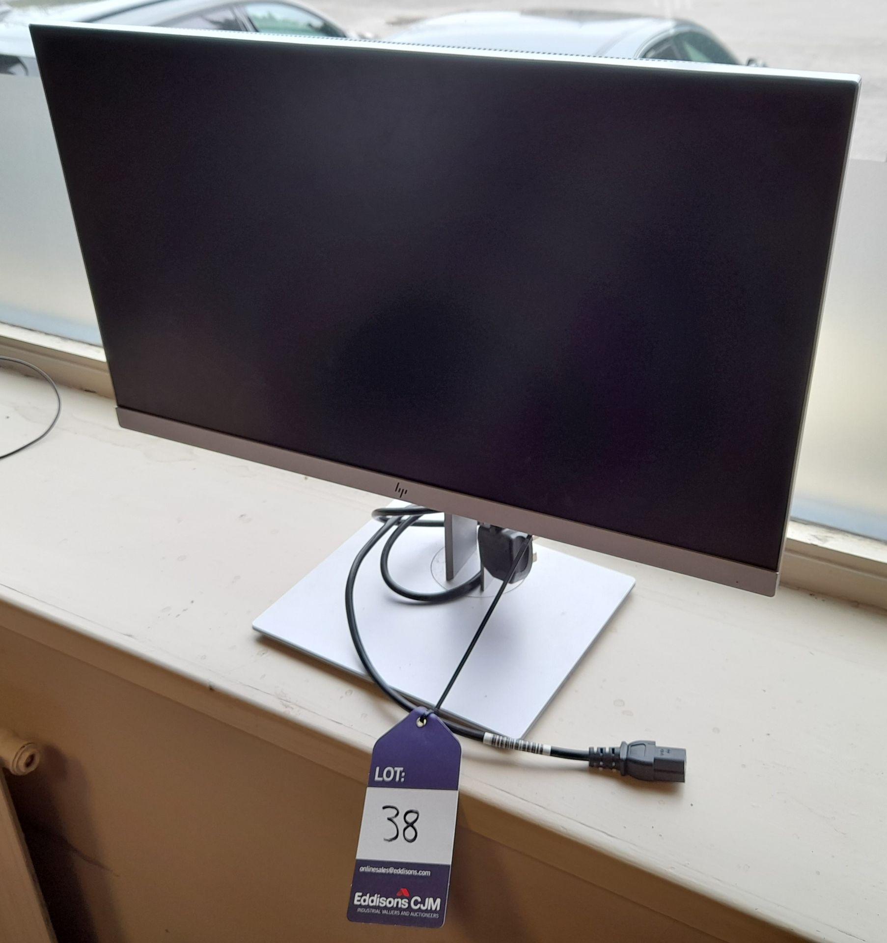 HP E223 monitor