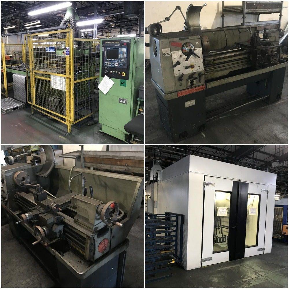Surplus Industrial Equipment